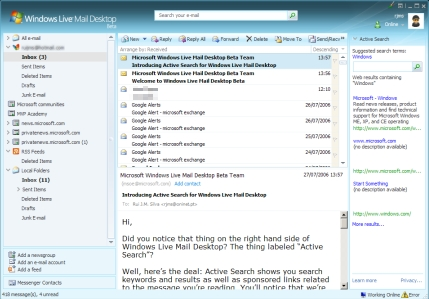how to recall email in windows live
